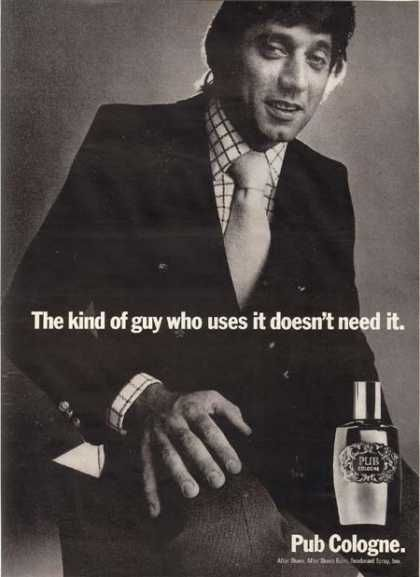 Joe Namath Pub Cologne 1971 Old Ads Pinterest