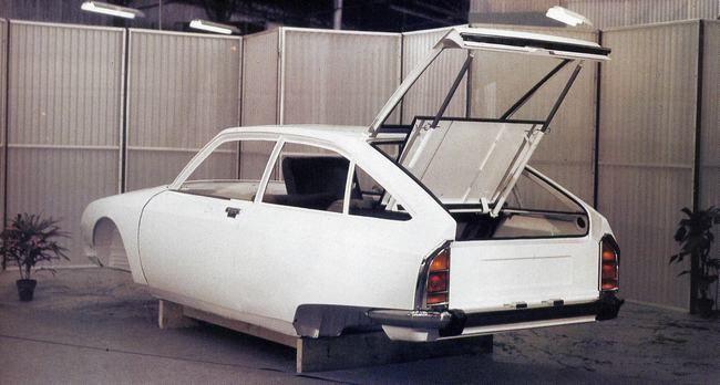 OG   Citroën GS Coach l Heuliez proposal
