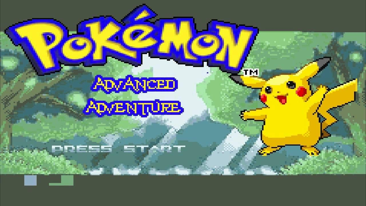 pokemon mega adventure for gba