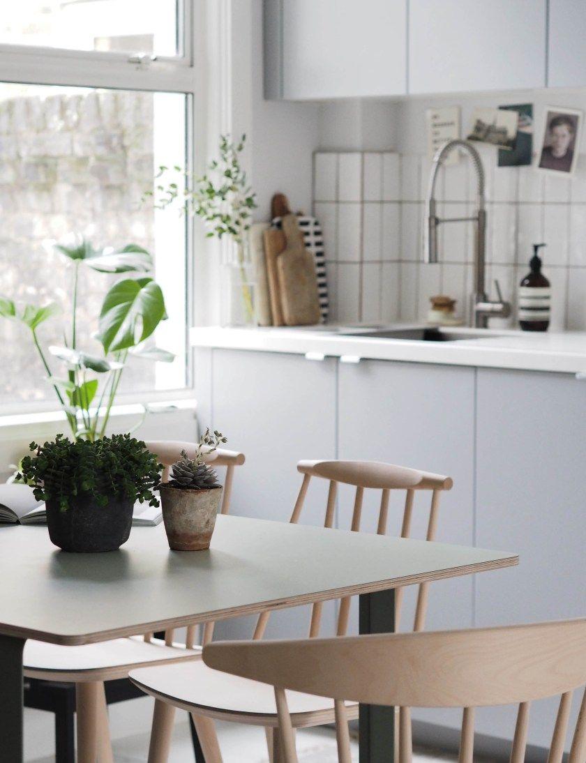 My Muuto 70 70 Table Modern Scandinavian Design Dining Table