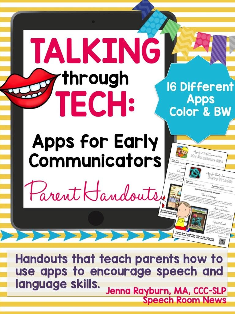 Talking through Tech Best Speech Therapy Apps for Parents