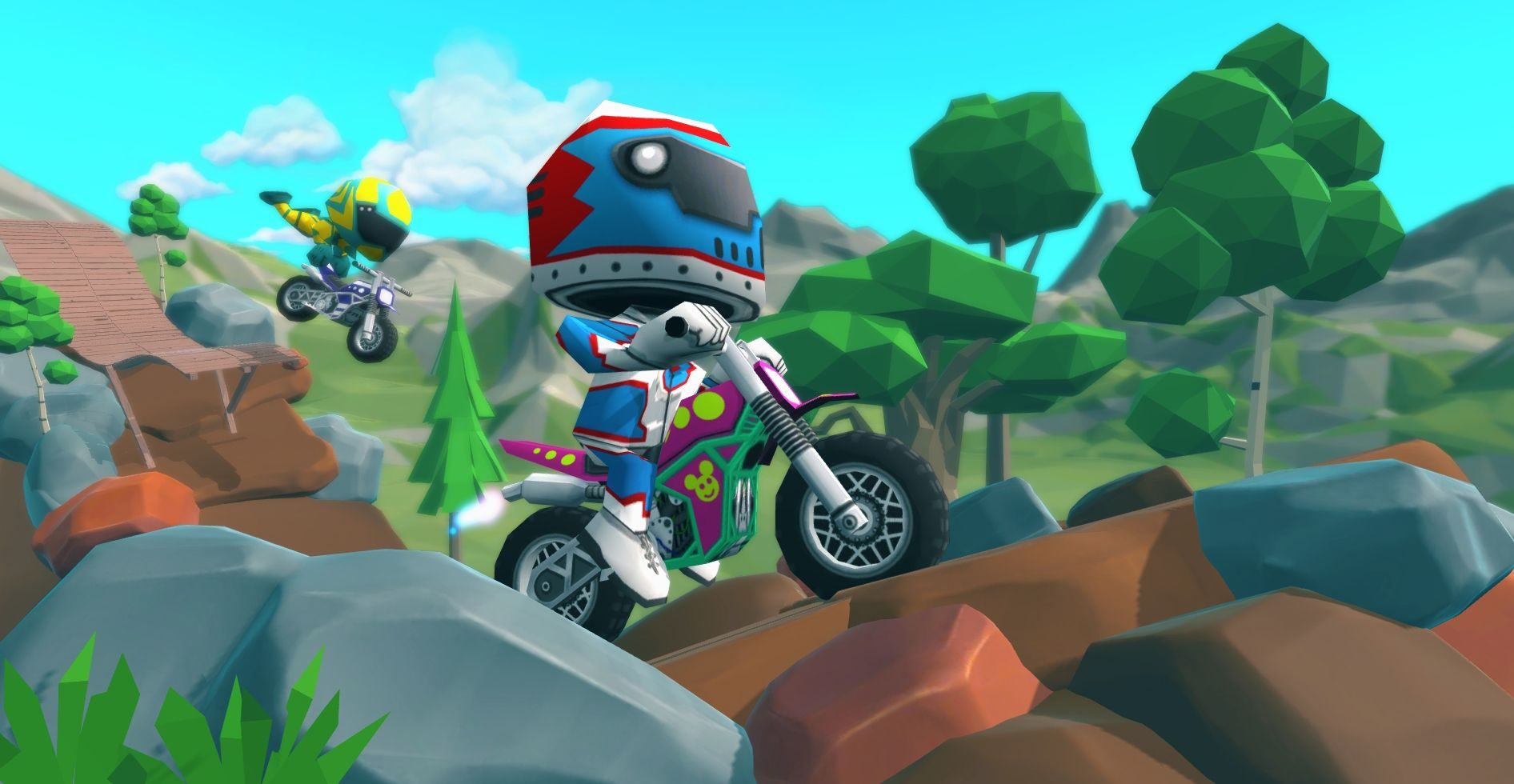 Play The Latest 3d Trial Bike Racing Games Online And Enjoy With