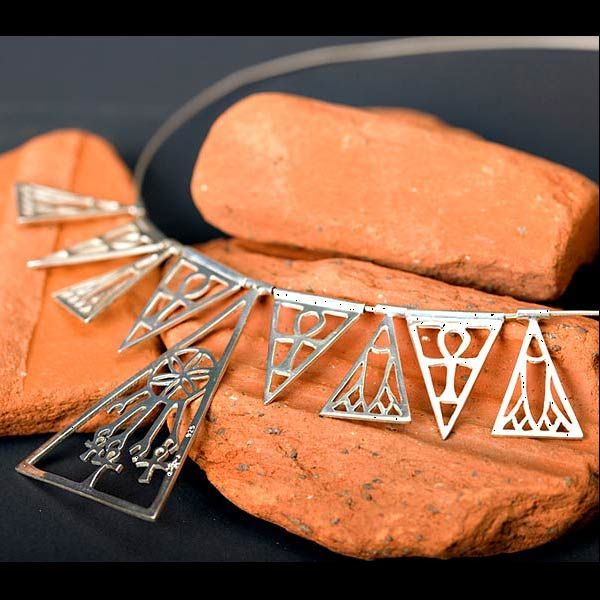 Ankh and lotus necklace silver an ancient egyptian symbol of ankh and lotus necklace silver an ancient egyptian symbol of eternity and the power of the sun the egyptian ankh and lotus necklace includes the lotus mightylinksfo Images