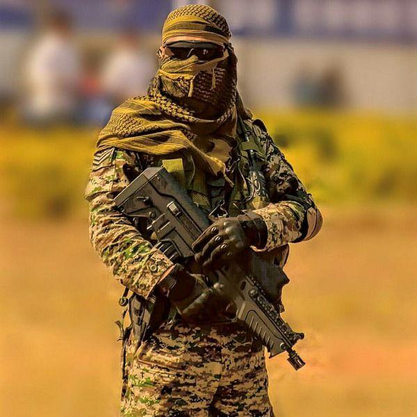 Indian Air Force Garud Commando [600x600] | Military