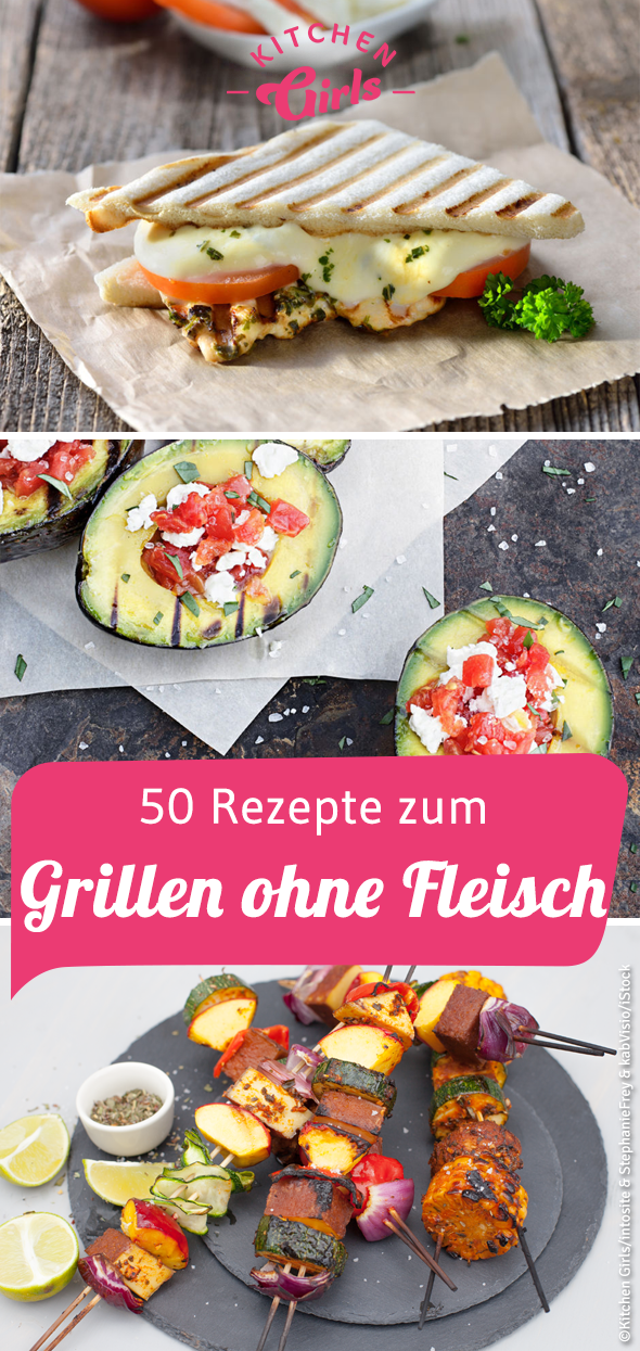 Photo of Vegetarian and vegan grill recipes: kitchengirls.de / …