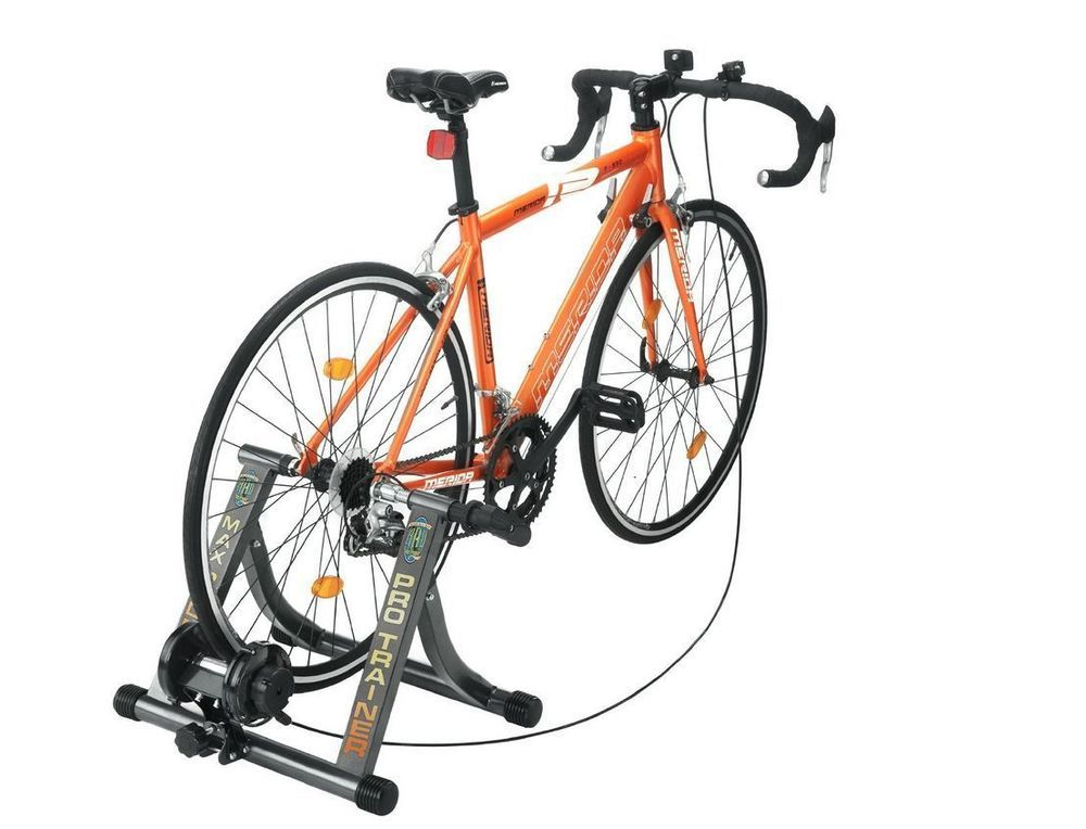 Mountain Bike Stand Trainer Cycling Exercise Workout Stationary