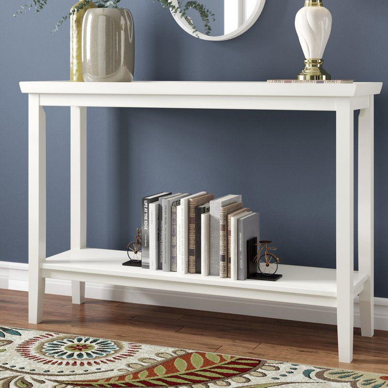 Fabulous Gwen Console Table H O M E In 2019 White Console Bralicious Painted Fabric Chair Ideas Braliciousco
