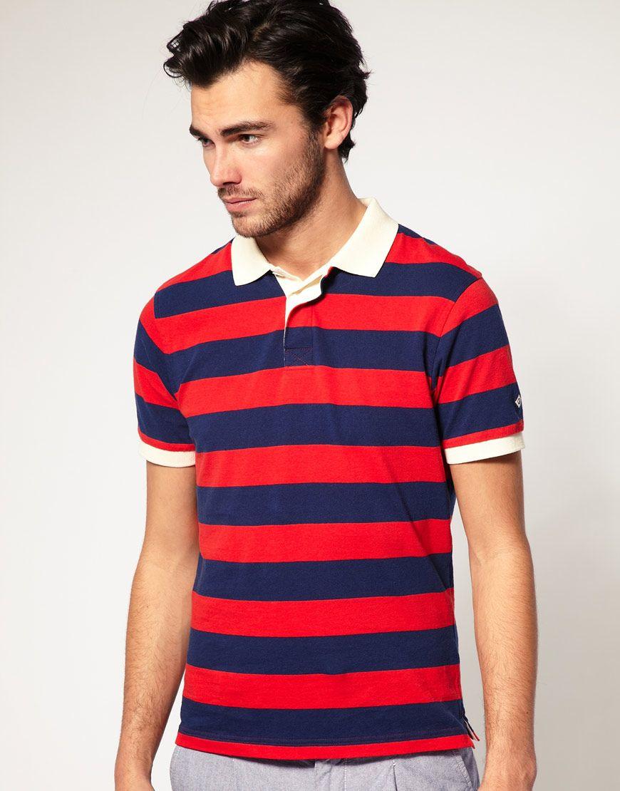 909e68b96 Classic Fit Striped Shirt - ralphlauren.com. Polo Shirts T-Shirts & Rugby  ...