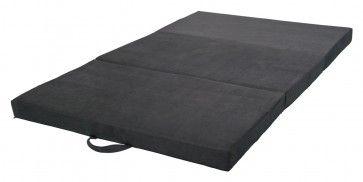 Grijze opvouwbaar matras van 120 bij 200 bij 10 cm zolder pinterest