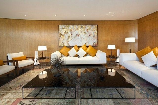 Décoration d\'intérieur salon- 135 idées en styles variés! | Salons