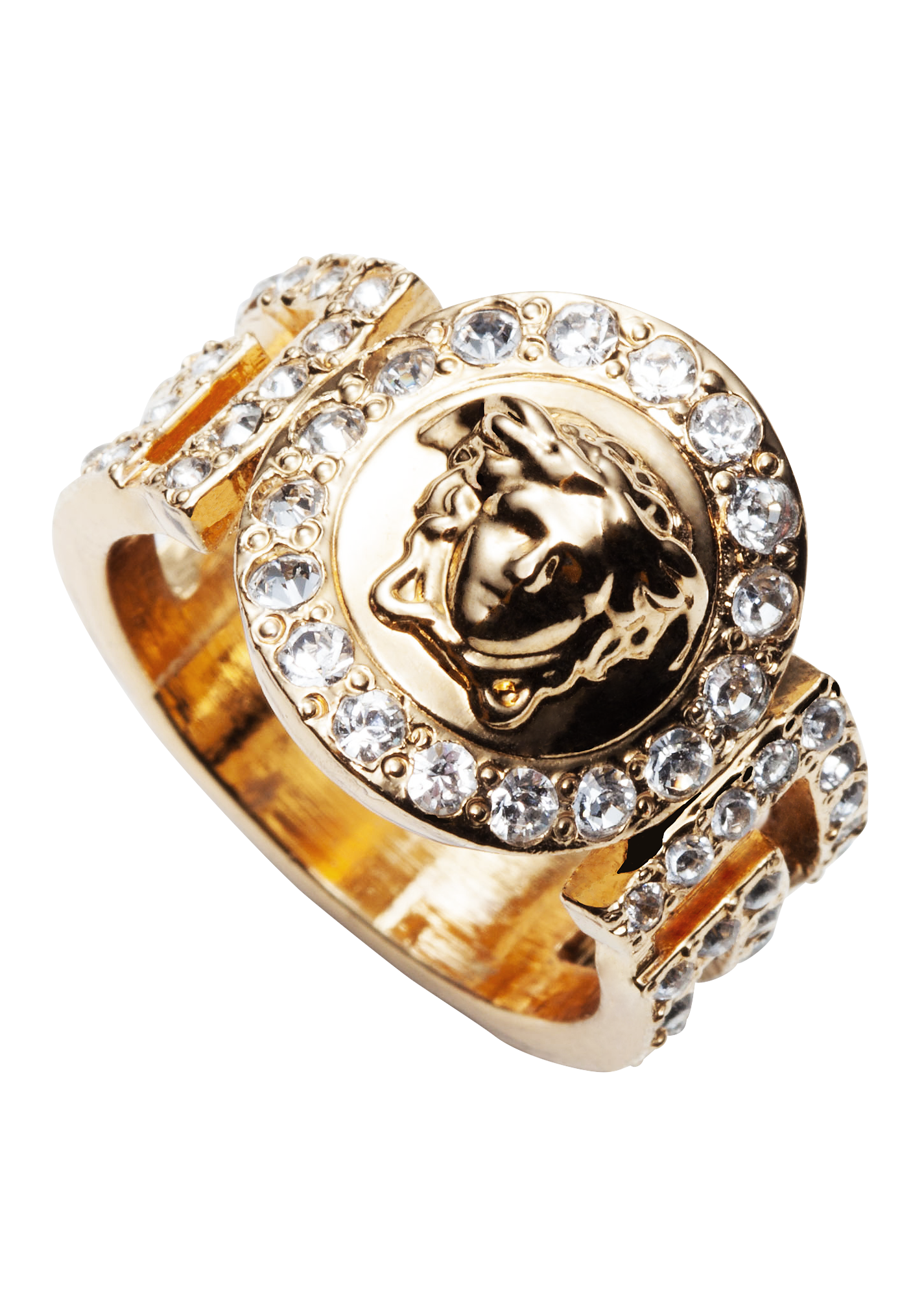 968d963b1c Icon Medusa Ring for Women