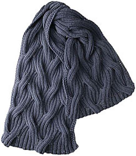 Waves scarf - kostenlose Anleitung auf ravelry | Stricken ...
