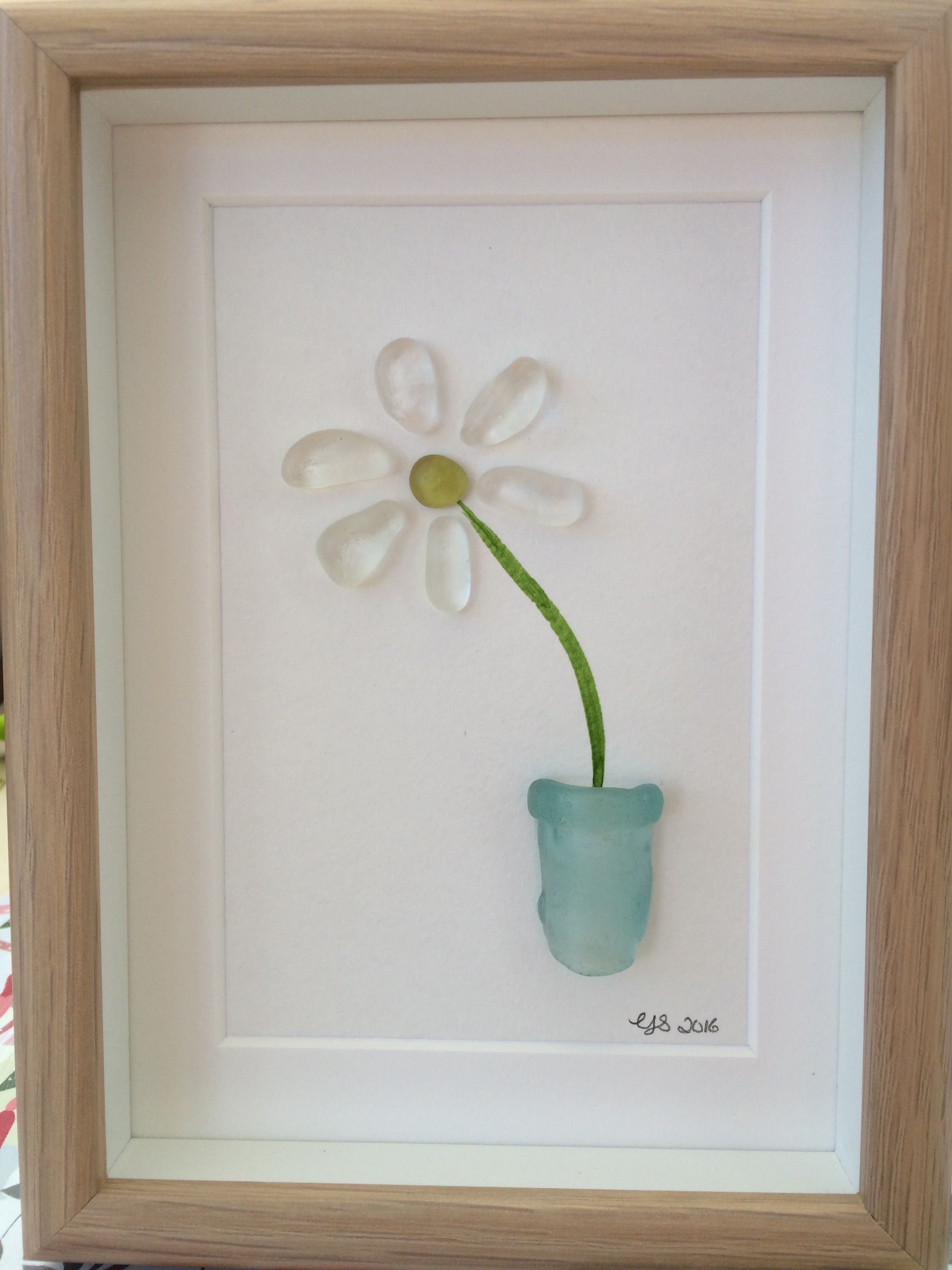 lazy daisy | sea glass and beachy ideas | pinterest | sea glass, sea