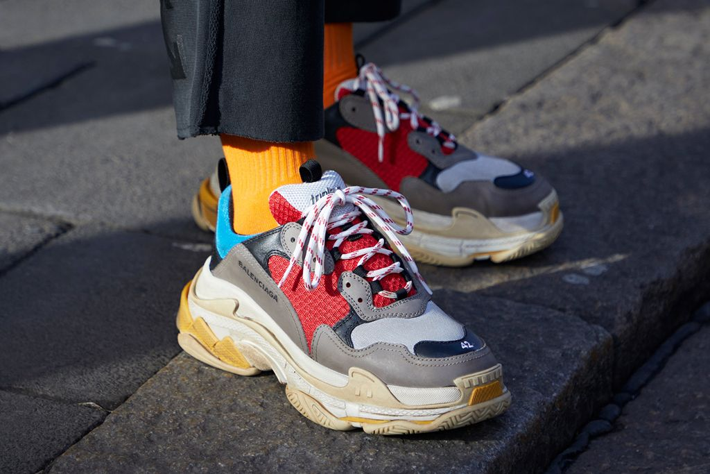 How to Get the First Balenciaga Triple