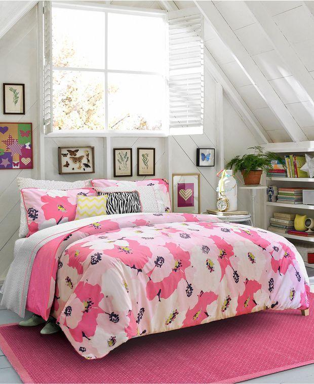 teen vogue poppy dreams comforter sets