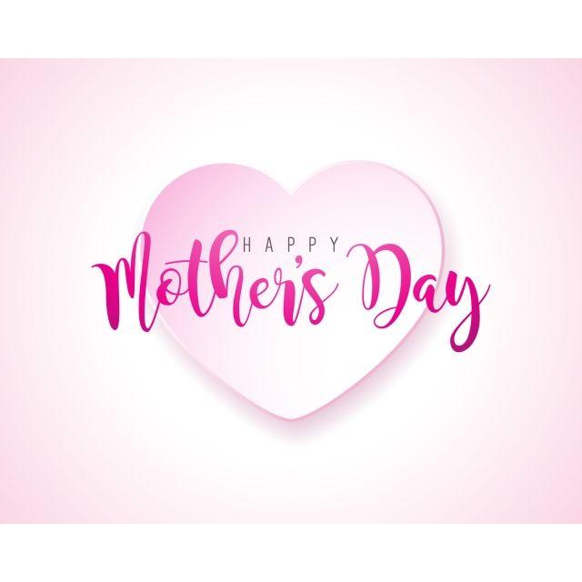 Risalah Flyer Happy Hari Ibu Kartu Ucapan Dengan Perapian Pada Latar Belakang Merah Jambu Vektor Sambutan Ilustrasi Te Selamat Hari Ibu Hari Ibu Latar Belakang
