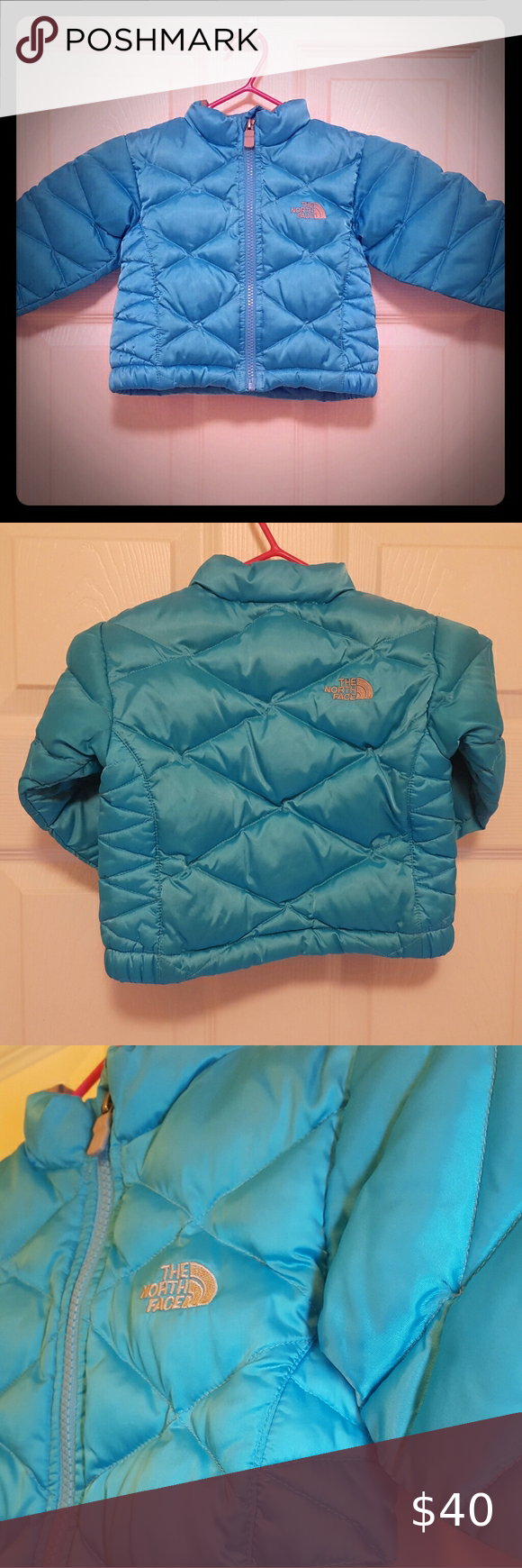 6 12m Baby Blue North Face Puffy Jacket Infant North Face Puffy Jacket Puffy Jacket North Face Jacket [ 1740 x 580 Pixel ]