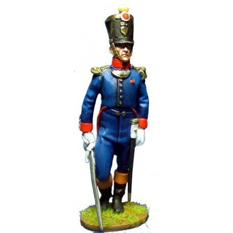 NP 387 KINGDOM OF NAPLES RGT DINAPOLI OFFICER