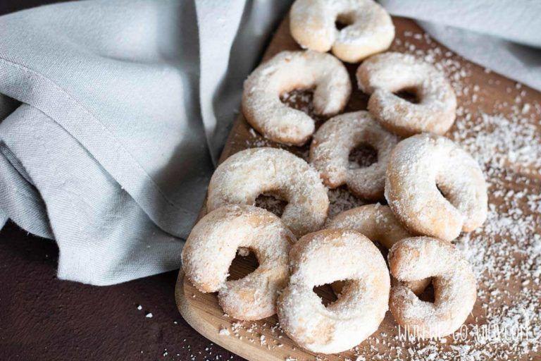 Low Carb Vanillekipferl - Köstliche Kekse ohne
