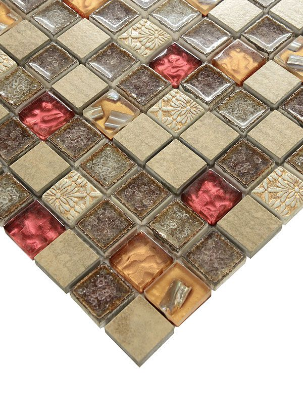 Full Size Sample Small Samples Free Shipping Within The Continental Us Will Gl Mosaic Tilesgl Ceramicbacksplash