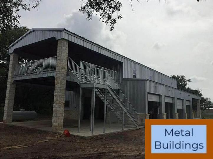 Used Metal Buildings & Used Prefab Steel Buildings for ...