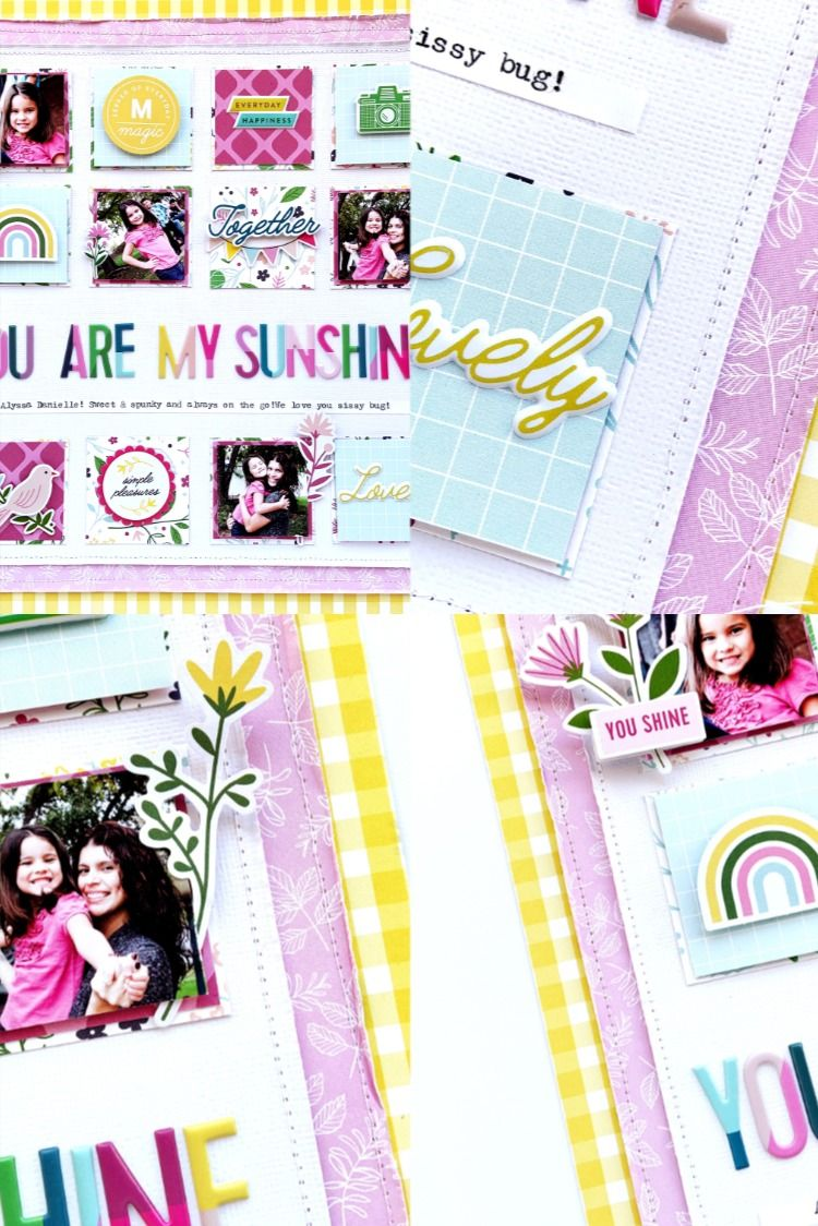 Scrapbook Inspiration with Noteworthy & Super Cool in 2020 ...