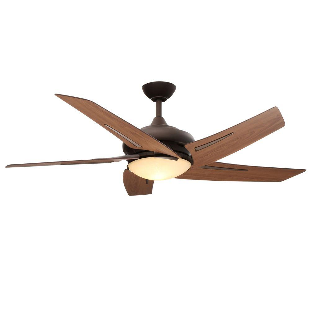 Hampton Bay Sidewinder 54 In Indoor Oil Rubbed Bronze