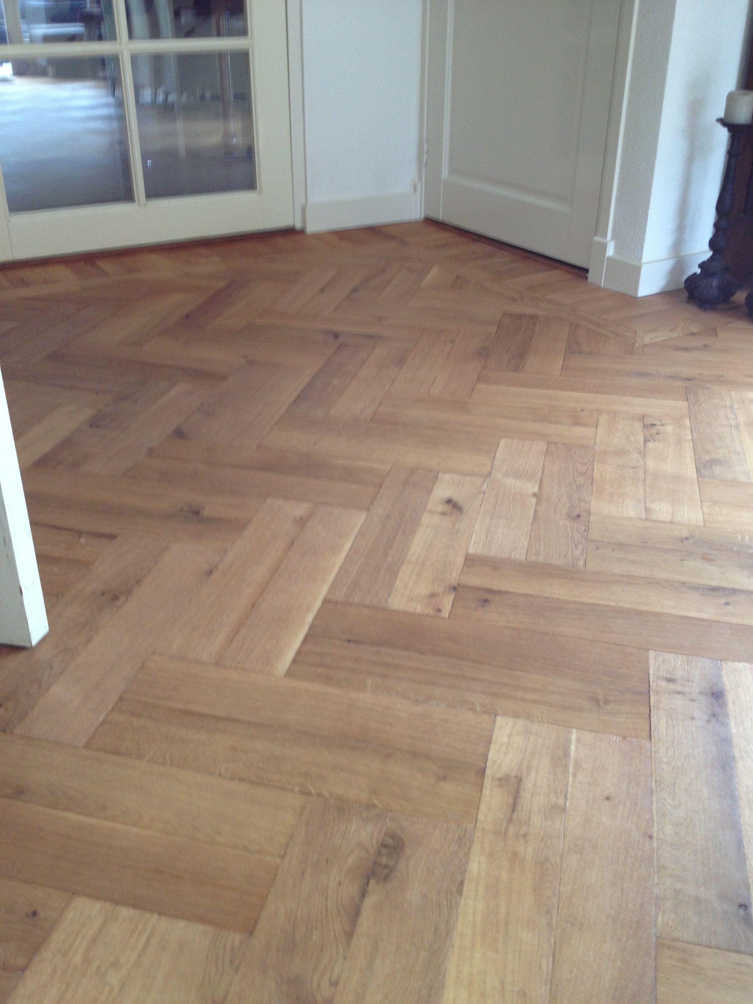 visgraat parket rustiek oldhuys vloeren houten vloeren