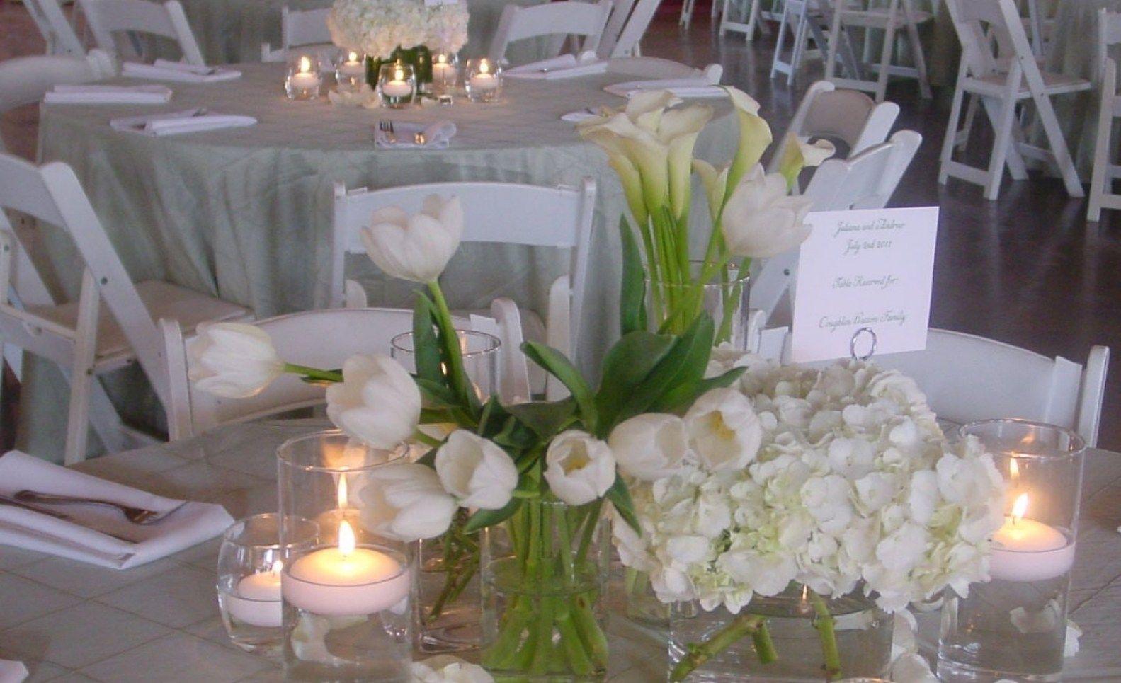 33 Beautiful Wedding Table Centerpiece Flower Wedding Table