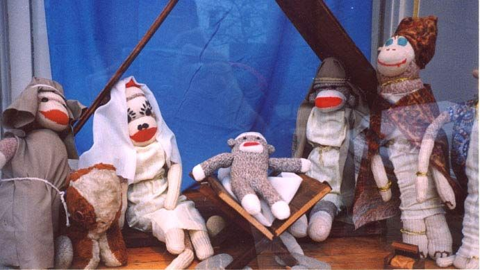 The Best Of The Worst Nativity Scenes Ever Scene And Baby Jesus - Hipster nativity set reimagines the birth of jesus in 2016