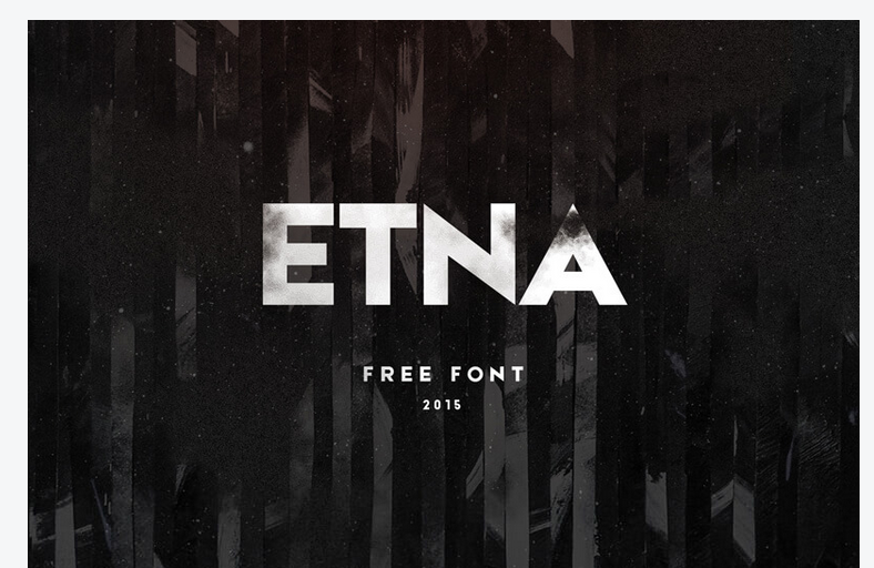 30 New Really High Quality Free Fonts