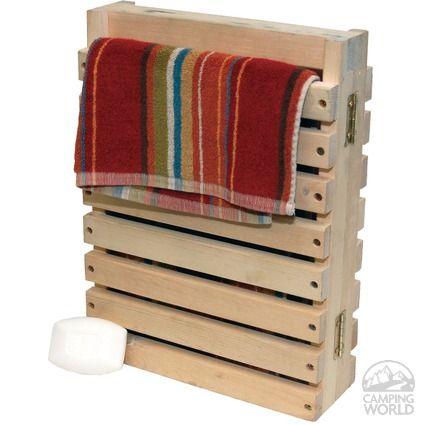 Portable Shower Deck   Decking