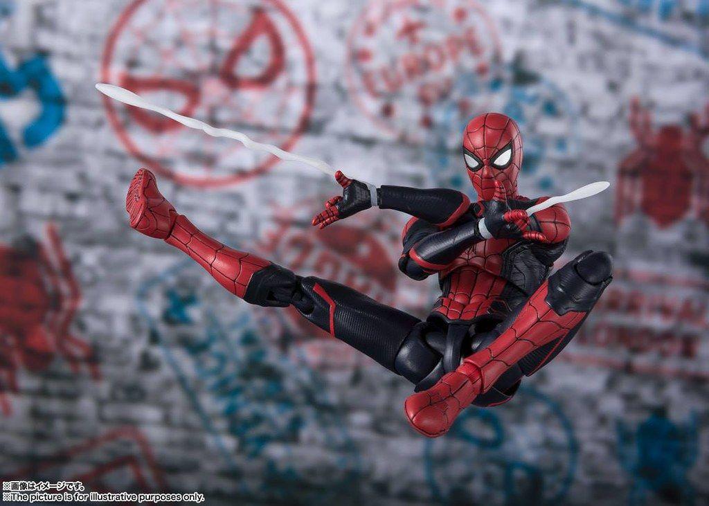 官圖 配件內容更新 今年夏天讓你一個月買一隻蜘蛛人 S H Figuarts 公開來自 蜘蛛人 離家日 漫威蜘蛛人 的三款蜘蛛人 Spiderman Free Hd Movies Online Amazing Fantasy 15