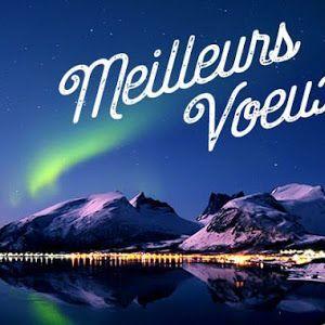 Carte de Voeux Bonne Année 2020 - Saint valentin 2020- Chantal Guimond-Carte de Voeux Bonne A...