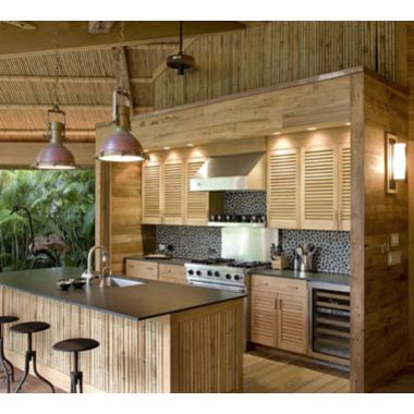 Superb Unique Kitchen Cabinets That Look Like Shutters In Large Kitchen.  Sandiego  Shutters. Part 20