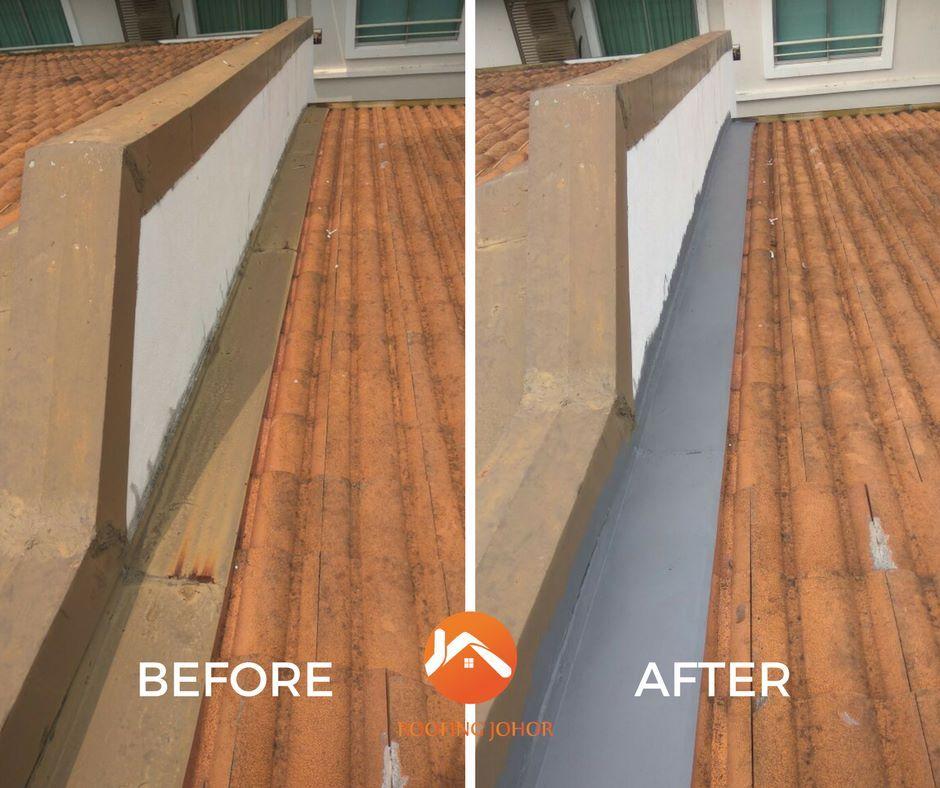 Roofing Contractors Roof Leak Specialist In Johor Malaysia Roof Renovation Roofing Contractors Roofing