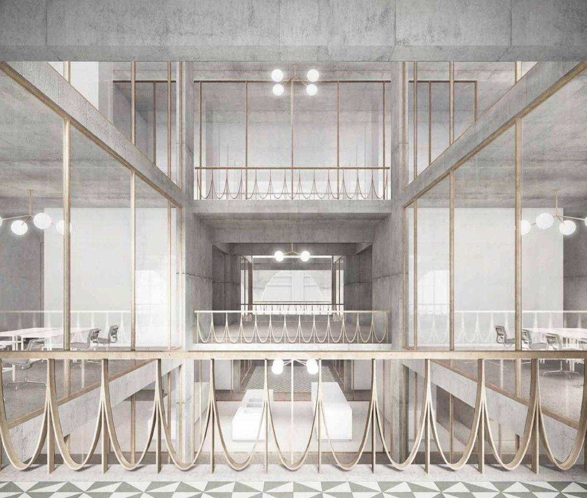fiechter salzmann new university biomedicine department basel 1 archi pinterest. Black Bedroom Furniture Sets. Home Design Ideas