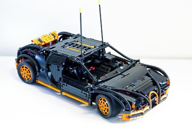 lego rc bugatti veyron super sport 16.4   lego & bricks   pinterest
