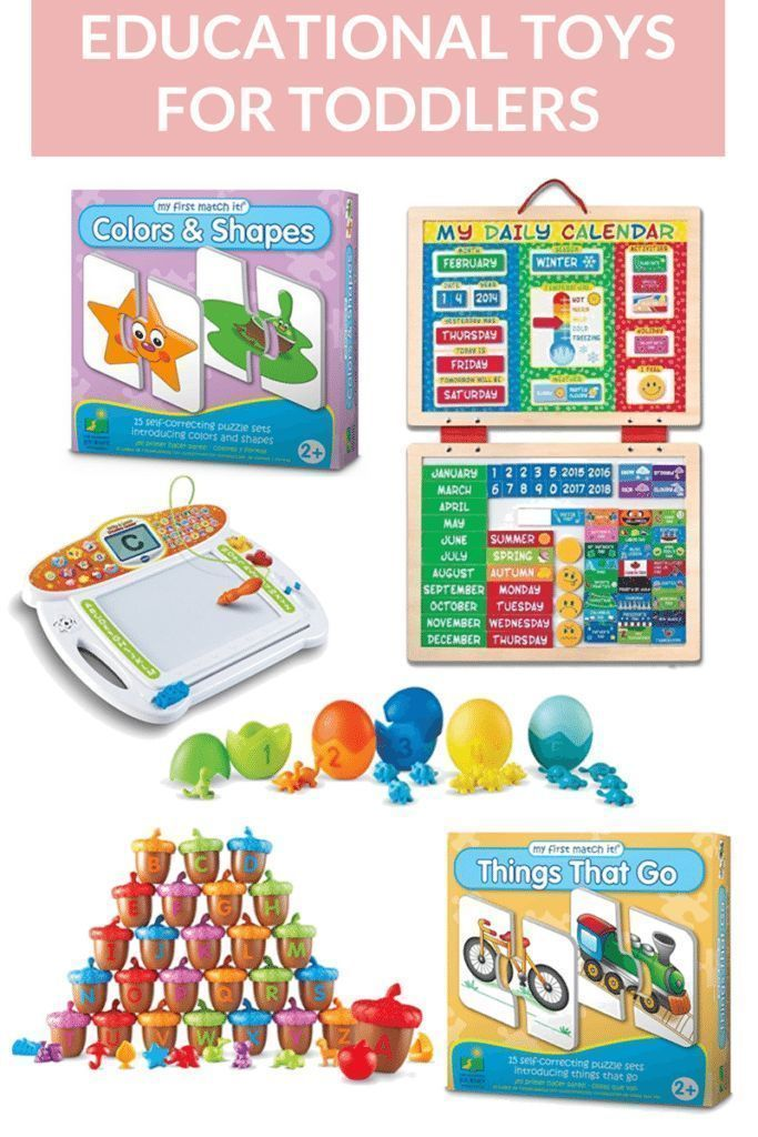 5 Educational Toys For Toddlers Educational Toys For Toddlers Educational Toys Toddler Toys