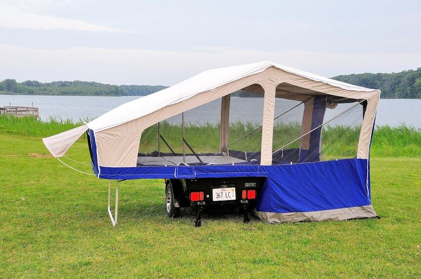 Aspen Quality Trailers Motorcycle Campers Motorcycle Tent Trailer Motorcycle Camper Trailer