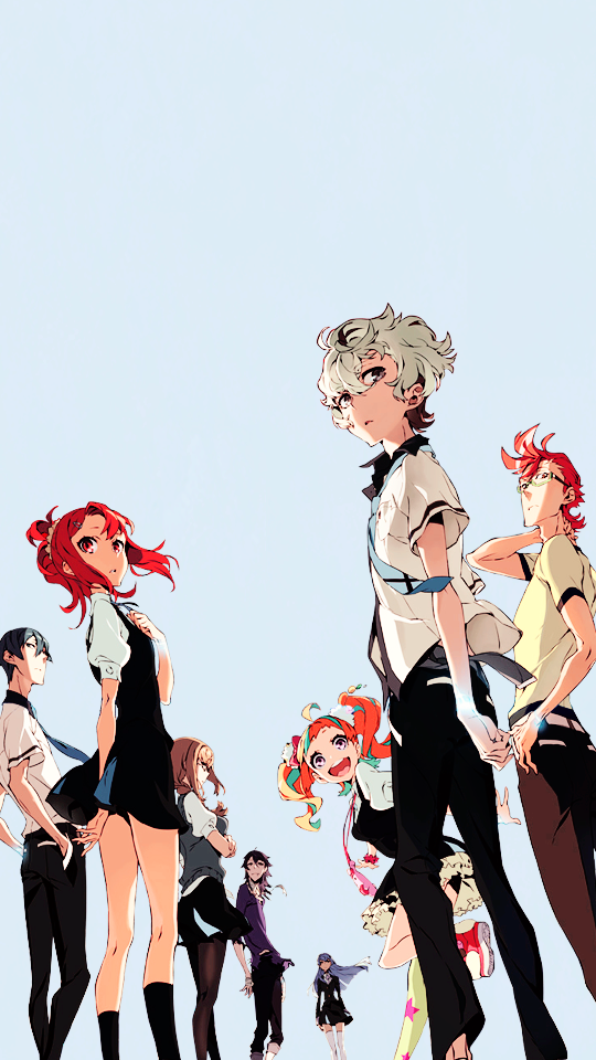 Kiznaiver Wallpapers Kiznaiver Anime Anime Anime Shows