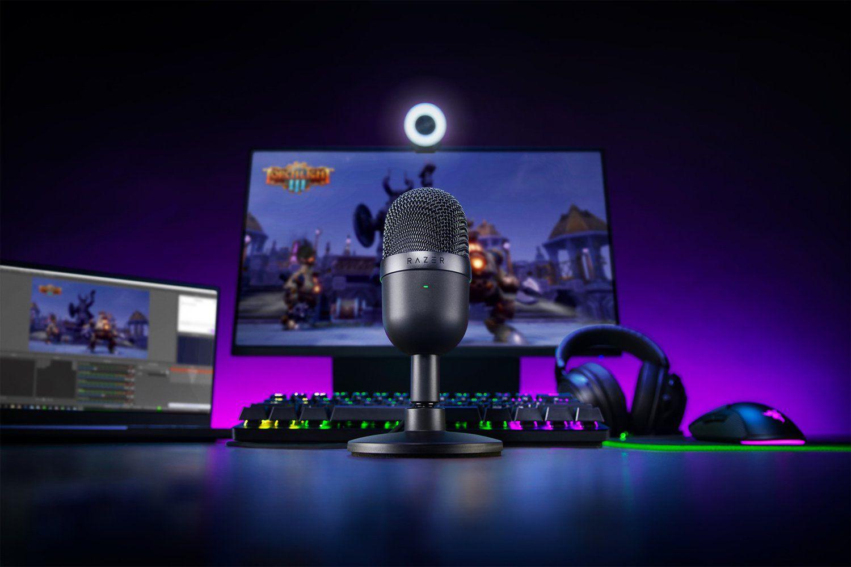 Razer Seiren Mini Microphone Is Now Available For Streaming Microphone Razer Streamers