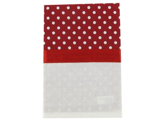 Red Polka Dot Towel