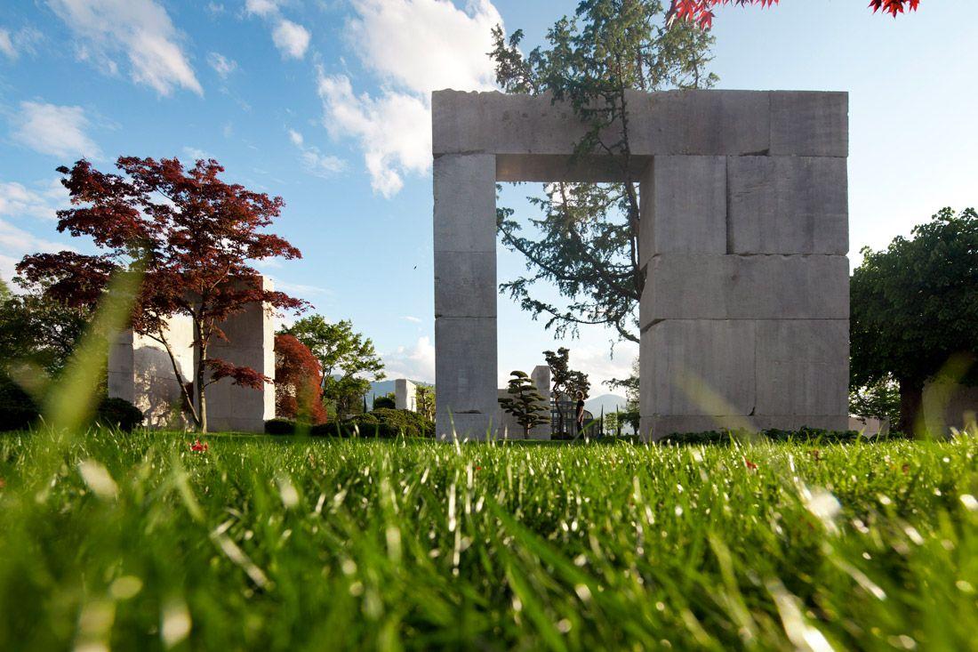 tree museum-enea garden design 05 « landscape architecture works, Garten und erstellen