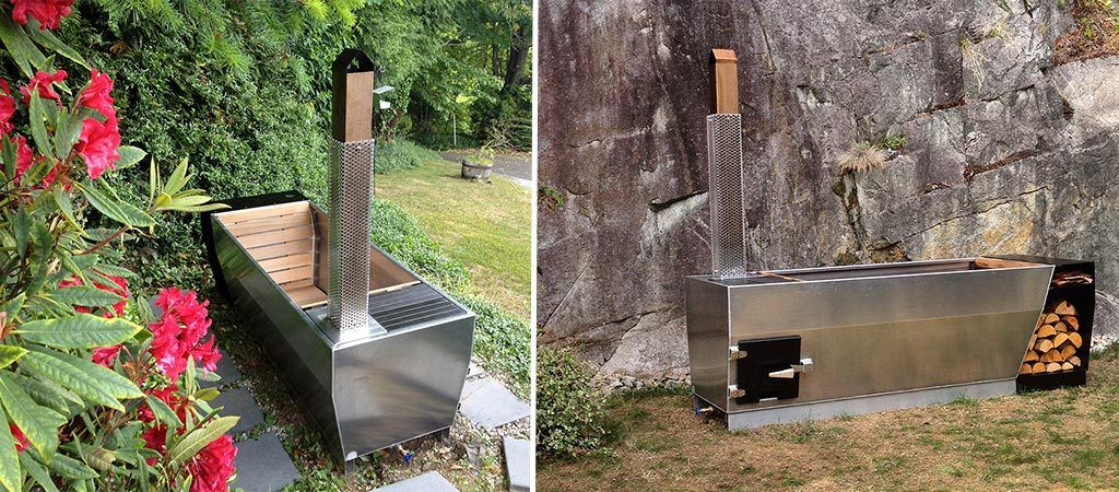 SOAK (With images) | Portable hot tub, Hot tub outdoor ...