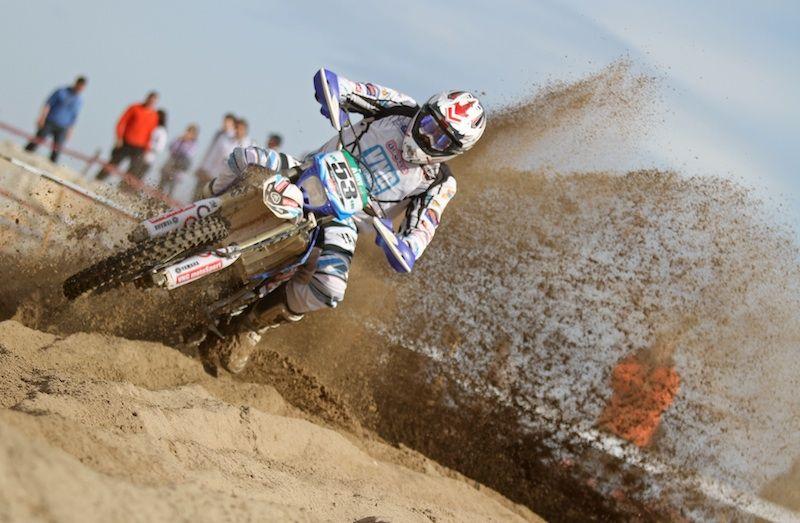 Sitges Moto en Playa de La Fragata