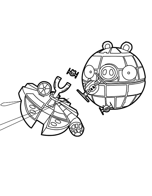 Pin By Bulkcolor On Angry Bird Star Wars Coloring Pages Star Coloring Pages Angry Birds Star Wars Bunny Coloring Pages