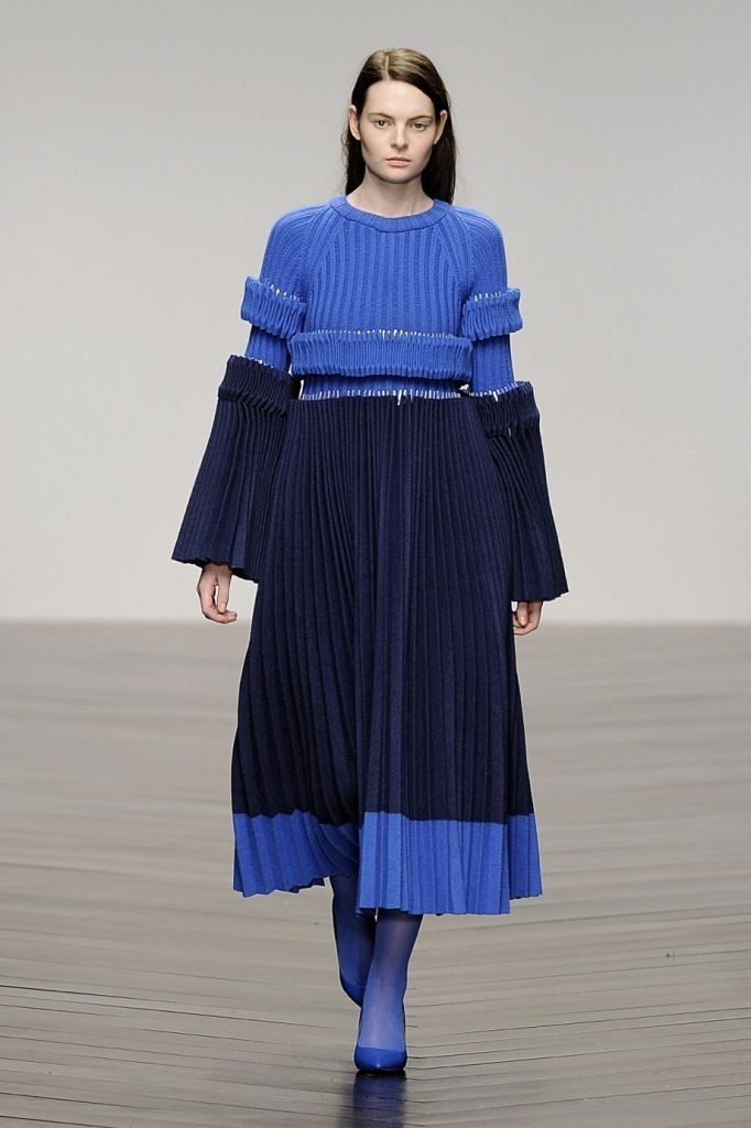 Image result for yves klein blue fashion csm
