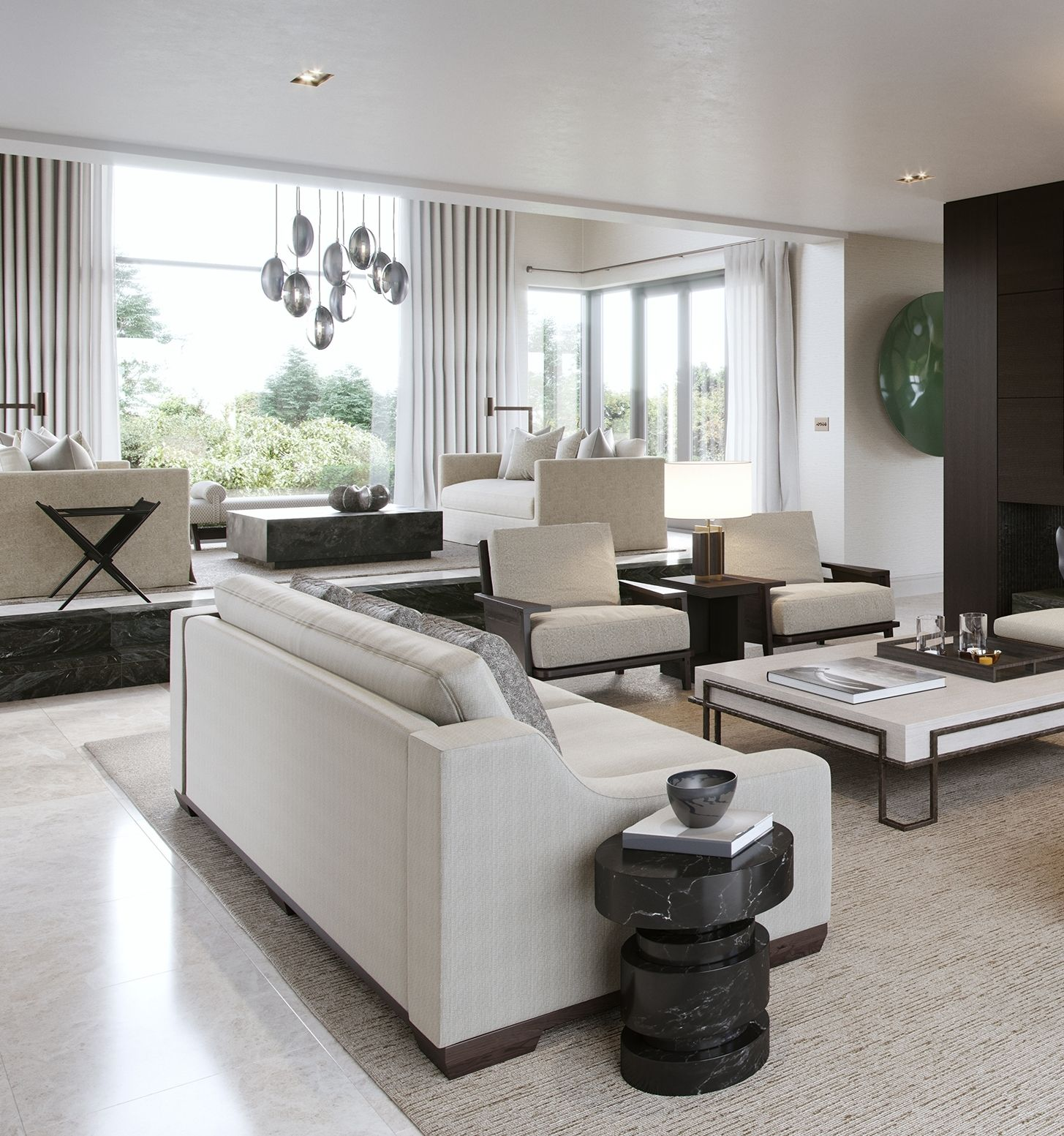 High End Interior Design, Luxury Residential Interiors