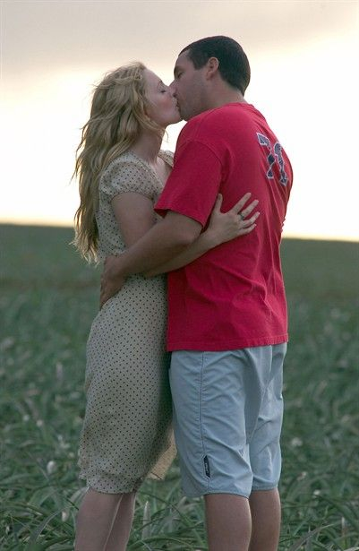 Nothing Beats The First Kiss Adam Sandler Drew Barrymore In 50